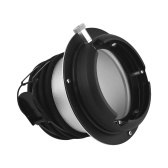 Profoto to Bowens Mount Speedring Ring Adapter Converter for Studio Light Strobe Flash
