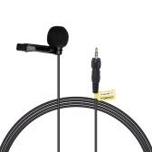COMICA CVM-M-O2 3,5 mm Omnidirektionales Mikrofon Eingangskabel für Sony Wireless Mikrofone