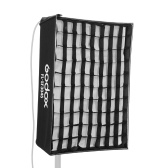 Godox FL-SF3045 Softbox Kit with Honeycomb Grid Soft Cloth Carry Bag for Godox FL60 Flexible LED Light Roll-Flex Photo Light for Video Recording Portrait Product Photography