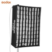 Godox FL-SF3045 Kit softbox con griglia a nido d'ape Borsa in tessuto morbido per Godox FL60 Luce a LED flessibile Roll-Flex Photo Light per registrazione video Ritratto Fotografia di prodotti