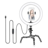 10 Inch/26cm Ring Video Light Kit