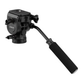 Andoer Fluid Hydraulic Ball Head Panoramic Photography Max. Load 5KG with Handle