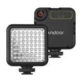 Andoer IR49S Mini IR Night Vision Light Инфракрасный свет для фотосъемки для видеокамеры