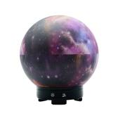 Planet Aromatherapy Luftbefeuchter Aroma ätherisches Öl Diffusor mit 7 Farben LED Nachtlicht Cool Mist Luftbefeuchter für Home Office