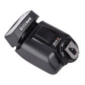 Viltrox JY-610 na aparacie Mini Flash Speedlite do Canon EOS 650D 600D M M2 1200D Sony A7R A7K NEX-6L DSLR Camera