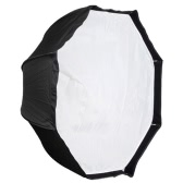 "120cm / 48"" Portable Foldable Octagon Umbrella Softbox Diffuser Reflector for Photography Photo Studio Flash Speedlite Strobe Lighting"