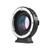 Adaptador de montaje de lente de enfoque automático Viltrox EF-M2
