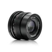 7artisans 35mm F2.0 Lente Da Câmera de Foco Manual Full Frame Grande abertura para Leica M2 / M3 / M4P / M5 / M6 / M7 / M8 / M9 / M10 / M240 / M240P / M262 M-Mount Câmeras Mirrorless