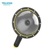 TELESIN 6 Inch Dome Port Cover Kit