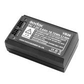 Godox VB26 Li-ion Battery DC 7.2V 2600mAh 18.72Wh Replacement Battery