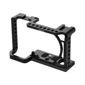 Andoer Professional Photography Camera Cage Kit Aluminum Alloy Camera Case Bracket with 1/4
