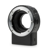 Viltrox NF-M1 Auto Focus Lens Mount Adapter Support VR EXIF Transmitting