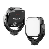 VIJIM VL66 Mini Video LED Light 6W CRI95 3200K-6500K Stepless Dimmable