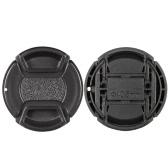 40,5mm Zentrum Pinch Snap-on Objektivdeckel Abdeckung Keeper Halter für Canon Nikon Sony Olympus DSLR Kamera Camcorder