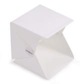 Andoer składany Składany Portable Fotografia Mini Lightbox Studio dla iPhone Samsang LG HTC Smartphone Digital lub DSLR Camera