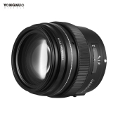 YONGNUO YN100mm F2N Medium Telephoto Prime Lens AF MF Large Aperture USB Upgrade For Nikon DSLR Cameras
