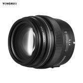 YONGNUO YN100mm F2N Medium Telephoto Prime Lens AF MF Large Aperture USB Upgrade For Nikon DSLR Cameras