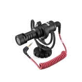 RODE VideoMicro Compact On-Camera Cardioid Directional Microphone