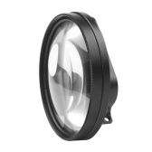 58mm Macro Lens 10x Magnification Close Up Lens for Gopro Hero 7 Black 6 5 Black Waterproof Case for GoPro Accessory