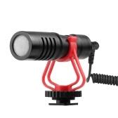 Универсальный кардиоидный направленный видеоконденсаторный микрофон