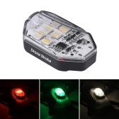 ulanzi DR-01 Mini Drone Strobe Light 3 Lights Color(White/Red/Green)