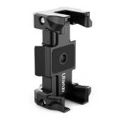 Ulanzi ST-15 2-in-1 Arca-Swiss Quick Release Plate Foldable Phone Holder Clamp