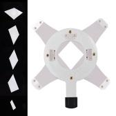 メタルゴボスホルダー幾何学模様デザイン