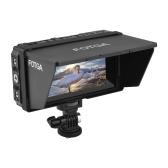Полевой монитор Fotga C50 4K на камере