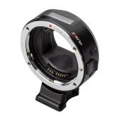 VILTROX EF-E5 Upgraded Camera Lens Mount Adapter