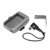 Battery Adapter Plate Base for Sony NP-F 970 F750 F550 Battery with DC cable