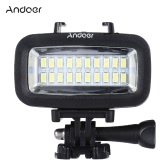 Andoer High Power 700lm plongée sous-marine Vidéo Fill-in Light LED lampe d