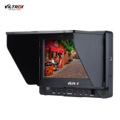 Viltrox DC-70EX 4K Porfessional Portable 7-calowy monitor wideo HD z kamerą Clip-on