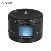 Andoer MA2 Electric Panoramic Ball Head Motorized Tripod Head