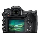 PULUZ caméra film de protection en polycarbonate protéger film anti-rayures dureté protecteur d'écran en verre trempé pour Canon Sony Nikon Panasonic FinePix Olympus appareil photo numérique accessoires pour Nikon D500 / D600 / D610 / D7100 / D7200 / D750 / D800