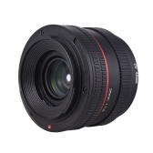 35mm F1.6 Large Aperture Manual Focus Prime Lens