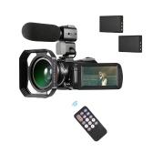 WiFi-Videokamera-Camcorder ORDRO AC3 4K