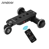 Andoer PPL-06S Pro Auto Dolly Motorisierter Video Slider Skater