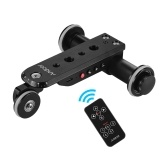 Andoer PPL-06S Pro Auto Dolly Motorized Video Slider Skater