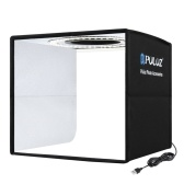 PULUZ Soft Box Set Portable Folding Photo Lighting Modifier Photography Tent Box with 12 Colors Backdrops
