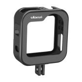 ulanzi GM-3 Metallkamerakäfig mit Kaltschuhhalterung Kompatibel mit GoPro max