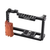 Andoer Aluminum Alloy Camera Cage Protective Vlog Cage