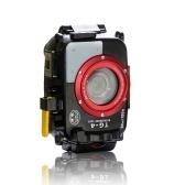 Boîtier étanche pour appareil photo étui de plongée coque de protection sous-marine 60 m/195ft remplacement pour appareil photo Olympus TG-4