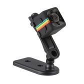 Mini SQ11 1080P HD Sports DV Camera Portable Night Vision with Motion Detection Wide Angle for Home and Office Supported 32GB(Max.) TF Card