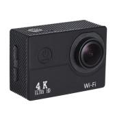 """2 """"LCD V3 4K 30fps 16MP WiFiアクションスポーツカメラ"""