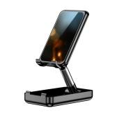 Настольная подставка для сотового телефона Кронштейн для держателя телефона с регулируемой высотой угла для планшетов смартфонов