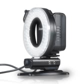 Aputure Amaran Halo HC100 CRI 95 + LED Flash Ring pour Canon EOS 7 6 D 50 5 Mark III 5D Mark II 70 700 650(T4i) 20D