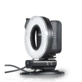Aputure Amaran Halo HN100 CRI 95 + LED Flash Ring pour Nikon D7100 D7000 D5200 D5100 D800E D800 D700 D600 D90 appareil photo