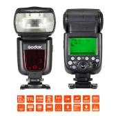ソニーA77II A7RII A7R A58 A99 ILCE6000L ILDCカメラ用GODOX TT685SカメラスピードライトTTLマスタースレーブGN60 2.4Gワイヤレス伝送HSS 1 / 8000S