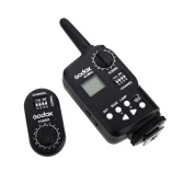 Godox FT-16 Wireless Power Trigger di Flash di telecomando per Godox Witstro AD180 AD360 Speedlite Flash Canon Nikon Pentax Telecamera