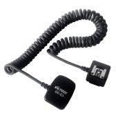 E-TTL-Viltrox OC-E3 de cordón de zapato de cámara con cerradura segura para Flash Canon DSLR cámara 150cm